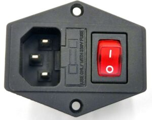 Power Button Switch type 3
